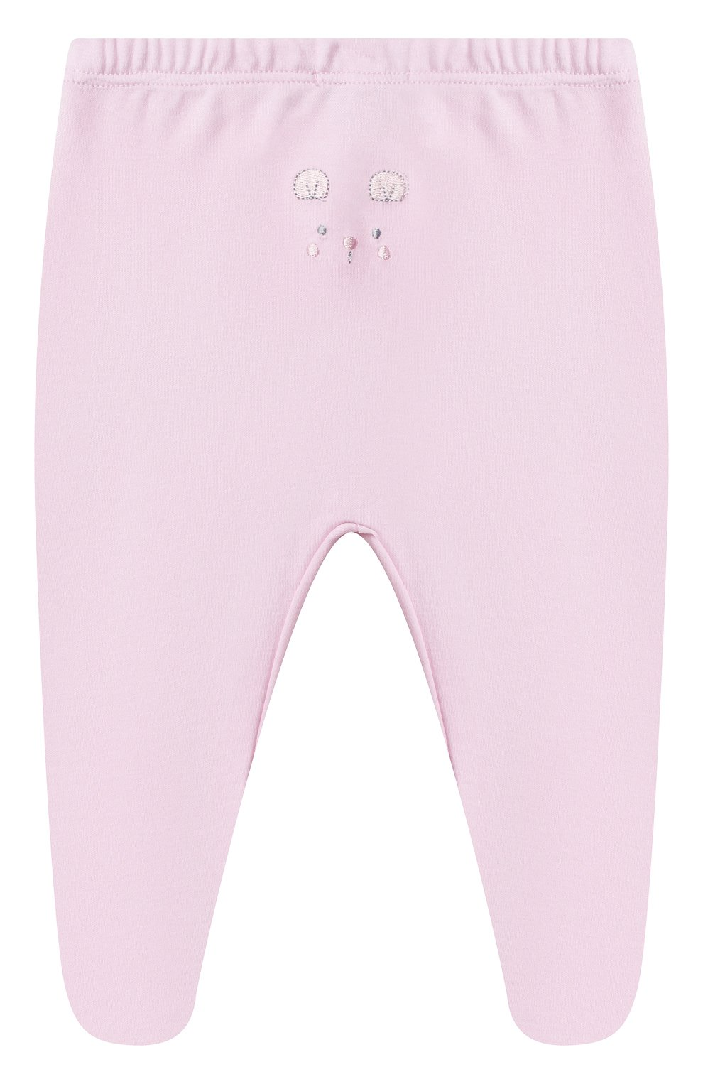Детские комплект из боди и ползунков KISSY KISSY розового цвета, арт. KGZ05243N | Фото 5