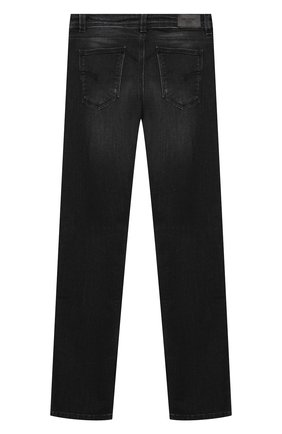 Детские джинсы NEIL BARRETT KIDS темно-серого цвета, арт. 026049 | Фото 2