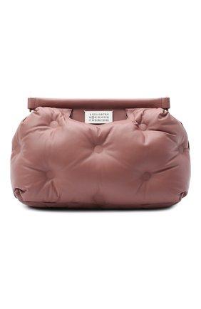 Женская сумка glam slam MAISON MARGIELA розового цвета, арт. S61WG0034/PR818 | Фото 1
