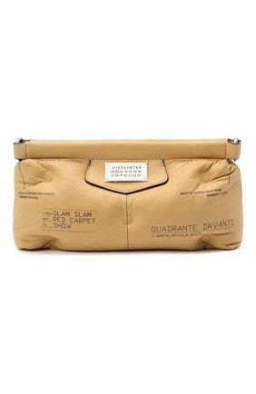 Женский сумка glam slam MAISON MARGIELA коричневого цвета, арт. S56WF0097/PS123 | Фото 1