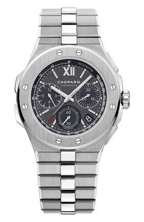 Мужские часы alpine eagle CHOPARD черного цвета, арт. 298609-3002 | Фото 1