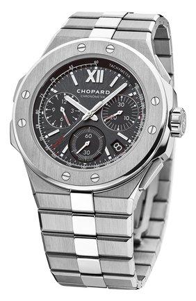 Мужские часы alpine eagle CHOPARD черного цвета, арт. 298609-3002 | Фото 2