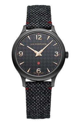 Мужские часы l.u.c xp kiton edition CHOPARD черного цвета, арт. 168592-3003 | Фото 1