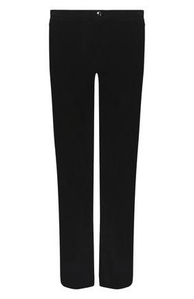 Мужской хлопковые брюки ZILLI черного цвета, арт. M0U-D0180-LUCC1/R001/AMIS | Фото 1