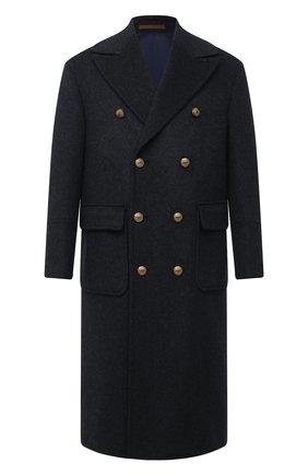 Мужской пальто из шерсти и кашемира ELEVENTY серого цвета, арт. B70CAPB06 TES0B123 | Фото 1