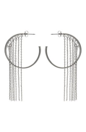 Женские серьги EXCLAIM серебряного цвета, арт. 042S3183E | Фото 1