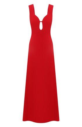 Женское платье VICTORIA BECKHAM красного цвета, арт. 1420WDR002164A | Фото 1