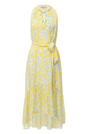 Женское шелковое платье HEIDI KLEIN разноцветного цвета, арт. 20HSCN2873 | Фото 1