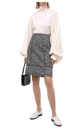 Женская юбка ESCADA SPORT черно-белого цвета, арт. 5034292 | Фото 2