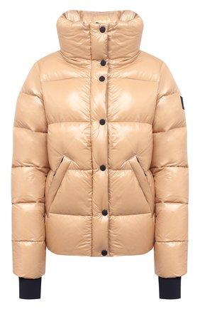 Женский пуховая куртка SAM бежевого цвета, арт. XW0097NDA | Фото 1