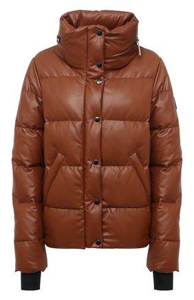 Женский пуховая куртка SAM бежевого цвета, арт. XW0094XDA | Фото 1