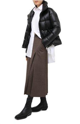 Женский пуховая куртка SAM черного цвета, арт. XW0094XDA | Фото 2