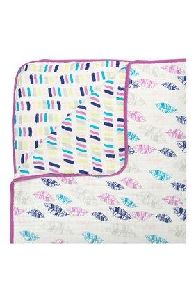 Детского хлопковое одеяло ADEN+ANAIS разноцветного цвета, арт. 6045G | Фото 1