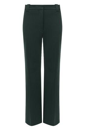 Женские брюки LACOSTE темно-зеленого цвета, арт. HF3072 | Фото 1