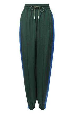 Женские джоггеры LACOSTE зеленого цвета, арт. XH4746   Фото 1