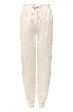 Женские джоггеры LACOSTE кремвого цвета, арт. XH4741 | Фото 1