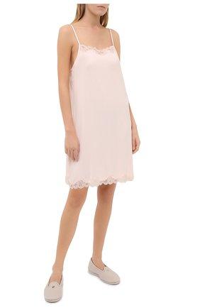 Женская сорочка ANTIGEL бежевого цвета, арт. ENA1406   Фото 2