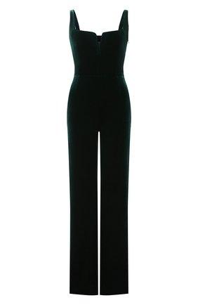Женский комбинезон GALVAN LONDON зеленого цвета, арт. PS2050 VELVET | Фото 1