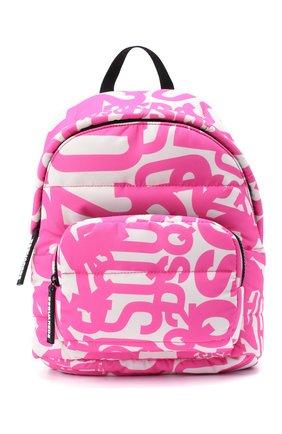 Женский рюкзак DSQUARED2 розового цвета, арт. BPW0014 16803508 | Фото 1