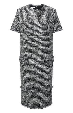 Женское платье ESCADA SPORT черно-белого цвета, арт. 5034291 | Фото 1