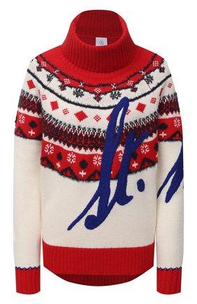 Женский свитер BOGNER белого цвета, арт. 86565256 | Фото 1