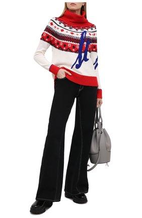 Женский свитер BOGNER белого цвета, арт. 86565256 | Фото 2