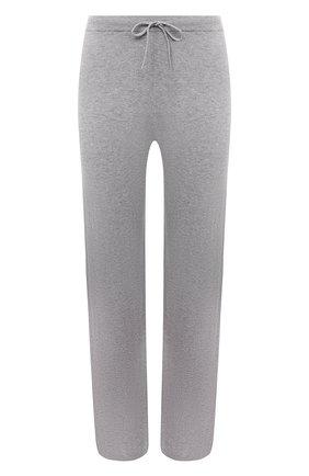Женские брюки MAISON LEJABY серого цвета, арт. 171399 | Фото 1