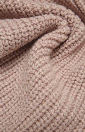 Мужские шарф из кашемира и шелка BRUNELLO CUCINELLI розового цвета, арт. M32373989 | Фото 2