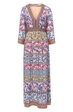 Женское платье из вискозы ALICE + OLIVIA разноцветного цвета, арт. CC004P75562 | Фото 1