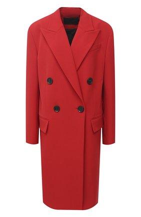 Женское пальто PROENZA SCHOULER красного цвета, арт. R2041001-AY125 | Фото 1