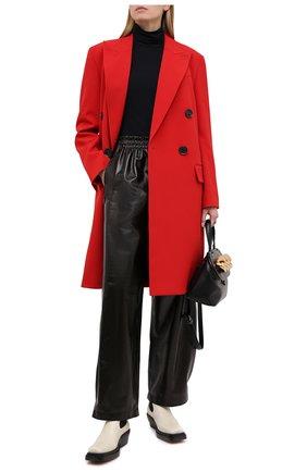 Женское пальто PROENZA SCHOULER красного цвета, арт. R2041001-AY125 | Фото 2