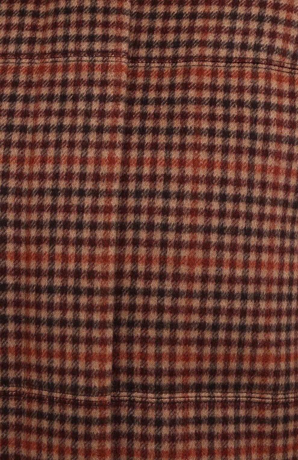 Женский пуховая куртка LORO PIANA бордового цвета, арт. FAL4883 | Фото 5
