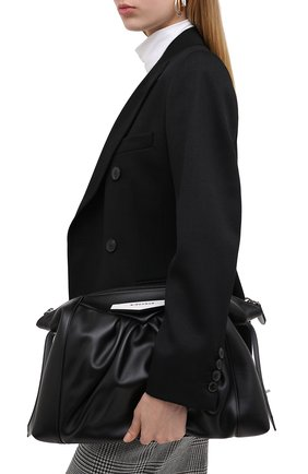 Женский клатч antigona GIVENCHY черного цвета, арт. BB50FKB0YX | Фото 2
