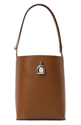 Женская сумка constantin JIL SANDER коричневого цвета, арт. JSPR852449-WRB00076V | Фото 1