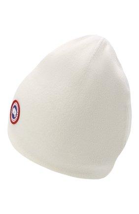 Мужская шерстяная шапка  CANADA GOOSE белого цвета, арт. 5116M | Фото 2