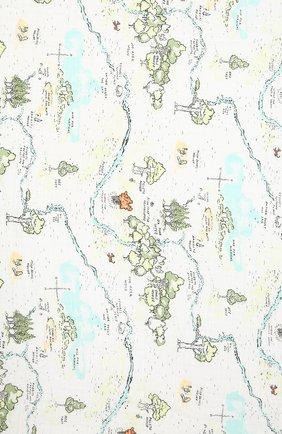 Детского комплект из 4-х пеленок ADEN+ANAIS разноцветного цвета, арт. DISN100G | Фото 2