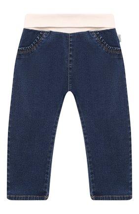 Детские джинсы SANETTA FIFTYSEVEN синего цвета, арт. 906855 | Фото 1