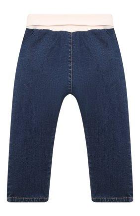 Детские джинсы SANETTA FIFTYSEVEN синего цвета, арт. 906855 | Фото 2