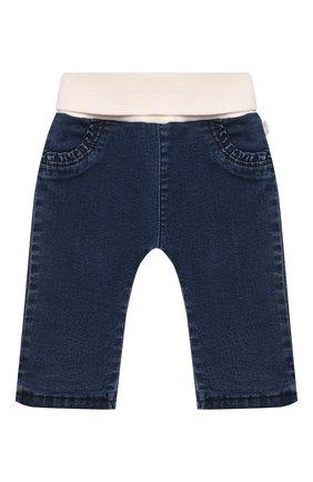 Детские джинсы SANETTA FIFTYSEVEN синего цвета, арт. 906845 | Фото 1
