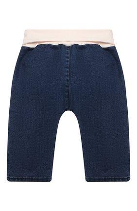 Детские джинсы SANETTA FIFTYSEVEN синего цвета, арт. 906845 | Фото 2