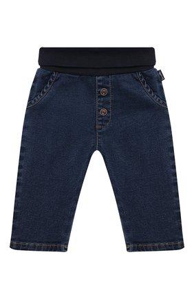 Детские джинсы SANETTA FIFTYSEVEN синего цвета, арт. 902090 | Фото 1
