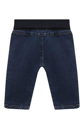 Детские джинсы SANETTA FIFTYSEVEN синего цвета, арт. 902090 | Фото 2