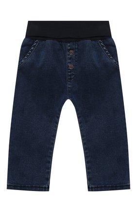 Детские джинсы SANETTA FIFTYSEVEN синего цвета, арт. 902080 | Фото 1