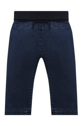 Детские джинсы SANETTA FIFTYSEVEN синего цвета, арт. 902080 | Фото 2