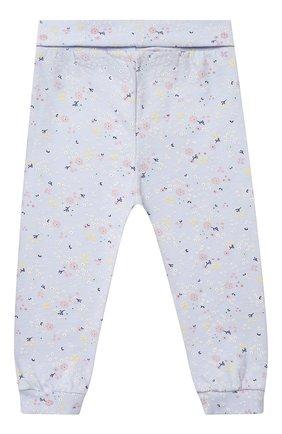 Детский хлопковая пижама SANETTA белого цвета, арт. 221565 | Фото 5
