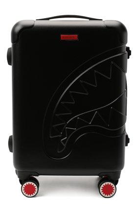 Детский чемодан SPRAYGROUND черного цвета, арт. 9100CL64NSZ | Фото 1