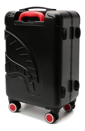 Детский чемодан SPRAYGROUND черного цвета, арт. 9100CL64NSZ | Фото 2