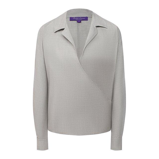 Шерстяная блузка Ralph Lauren