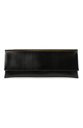Женский клатч JIL SANDER черного цвета, арт. JSWR856475-WRB00080N | Фото 1