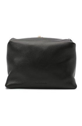 Женский сумка JIL SANDER черного цвета, арт. JSWR856468-WRB01036N | Фото 1